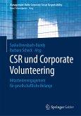 CSR und Corporate Volunteering (eBook, PDF)