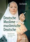 Deutsche Muslime - muslimische Deutsche (eBook, PDF)