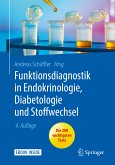 Funktionsdiagnostik in Endokrinologie, Diabetologie und Stoffwechsel (eBook, PDF)
