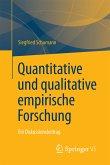 Quantitative und qualitative empirische Forschung (eBook, PDF)