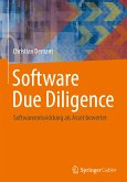 Software Due Diligence (eBook, PDF)