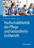 Hochschuldidaktik der Pflege und Gesundheitsfachberufe (eBook, PDF)