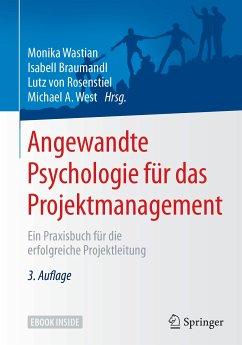 Angewandte Psychologie für das Projektmanagement (eBook, PDF)
