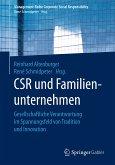 CSR und Familienunternehmen (eBook, PDF)