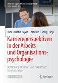 Karriereperspektiven in der Arbeits- und Organisationspsychologie (eBook, PDF)