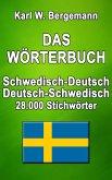 Das Wörterbuch Schwedisch-Deutsch / Deutsch-Schwedisch (eBook, ePUB)