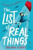 The List of Real Things (eBook, ePUB)
