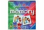 Ravensburger 21322 - PJ Masks memory, Gedächtnisspiel, Familienspiel