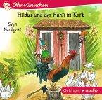 Findus und der Hahn im Korb, 1 Audio-CD