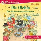 Die Olchis, 1 Audio-CD