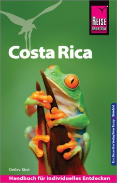 Reise Know-How Reiseführer Costa Rica - Kirst, Detlev