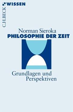 Philosophie der Zeit - Sieroka, Norman