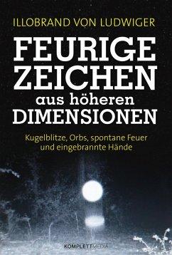 Feurige Zeichen aus höheren Dimensionen (eBook, ePUB) - Ludwiger, Illobrand von