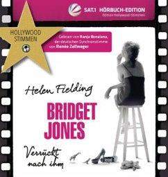 Verrückt nach ihm / Bridget Jones Bd.4 (1 MP3-CDs) (Mängelexemplar) - Fielding, Helen