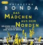 Das Mädchen aus dem Norden / Profilerin Sasza Zaluska Bd.1 (2 MP3-CDs) (Mängelexemplar)