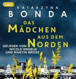 Das Mädchen aus dem Norden / Profilerin Sasza Zaluska Bd.1 (2 MP3-CDs) (Mängelexemplar) - Bonda, Katarzyna