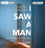 I saw a man, 1 MP3-CD (Mängelexemplar)