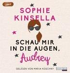 Schau mir in die Augen, Audrey, 1 MP3-CD (Mängelexemplar)