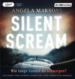 Silent Scream / Kim Stone Bd.1 (1 MP3-CDs) (Mängelexemplar) - Marsons, Angela