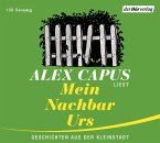 Mein Nachbar Urs, 1 Audio-CD (Mängelexemplar)