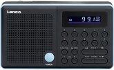 Lenco MPR-034 schwarz/blau
