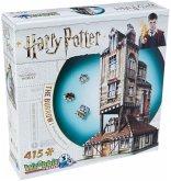 Fuchsbau - Harry Potter / The Burrow - Harry Potter (Puzzle)
