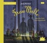 Frau Wolle und der Duft der Schokolade, 2 Audio-CDs