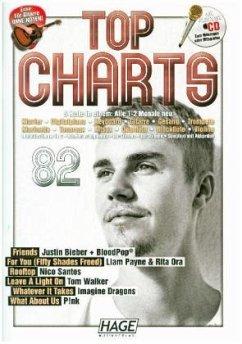 Top Charts, m. Audio-CD + Midifiles, USB-Stick