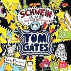 Schwein gehabt (und zwar saumäßig) / Tom Gates Bd.7 (2 Audio-CDs)