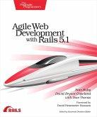 Agile Web Development with Rails 5.1 (eBook, ePUB)