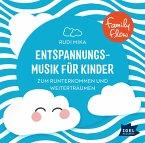 FamilyFlow. Entspannungsmusik für Kinder, 1 Audio-CD