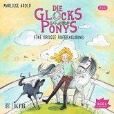 Eine große Überraschung / Die Glücksponys Bd.2 (2 Audio-CDs)