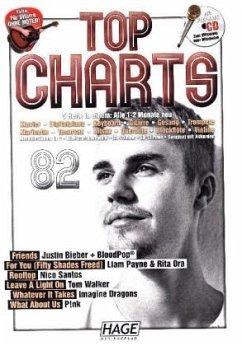 Top Charts, m. Audio-CD