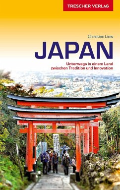 Reiseführer Japan - Liew, Christine