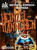 Die Heinzelmännchen zu Köln (eBook, ePUB)