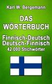 Das Wörterbuch Finnisch-Deutsch / Deutsch-Finnisch (eBook, ePUB)