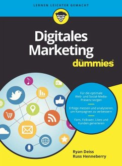 Digitales Marketing für Dummies