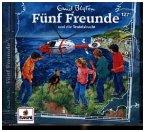 Fünf Freunde und die Teufelsbucht, 1 Audio-CD