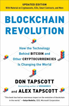 Blockchain Revolution - Tapscott, Don; Tapscott, Alex