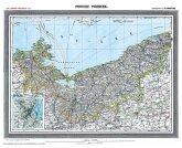 Provinz POMMERN - um 1903 [gerollt]
