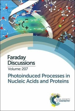 Photoinduced Processes in Nucleic Acids and Proteins