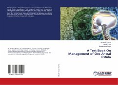 A Text Book On Management of Oro Antral Fistula