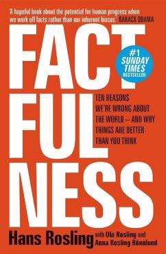Factfulness (eBook, ePUB) - Rosling Rönnlund, Anna; Rosling, Ola; Rosling, Hans