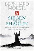 Siegen wie ein Shaolin (eBook, ePUB)