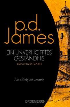 Ein unverhofftes Geständnis / Adam Dalgliesh Bd.3 (eBook, ePUB) - James, P. D.