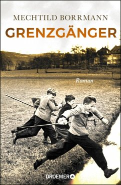 Grenzgänger (eBook, ePUB) - Borrmann, Mechtild