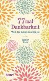 77 mal Dankbarkeit (eBook, ePUB)