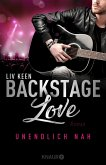Unendlich nah / Backstage-Love Bd.1 (eBook, ePUB)