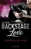 Unendlich nah / Backstage-Love Bd.1