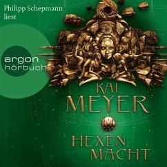 Hexenmacht / Die Krone der Sterne Bd.2 (MP3-Download) - Meyer, Kai